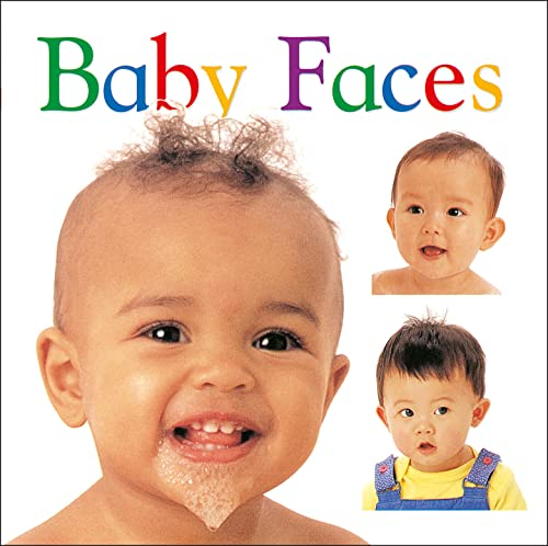 9780789436504: Baby Faces (Padded Board Books)