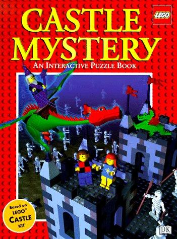 LEGO Game Books: Castle Mystery (Puzzle Storybooks, LEGO): DK Publishing