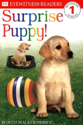 9780789437655: DK Readers: Surprise Puppy (Level 1: Beginning to Read)