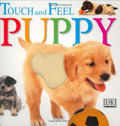 9780789439918: Touch and Feel: Puppy
