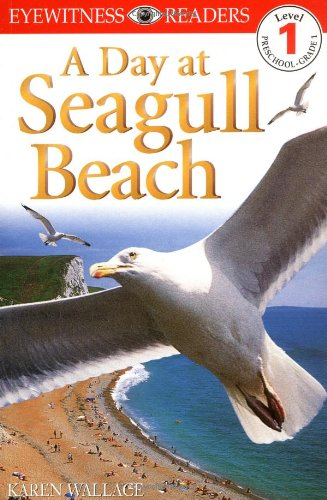 DK Readers: Day at Seagull Beach (Level 1: Beginning to Read): Wallace, Karen