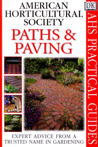 9780789441584: American Horticultural Society Practical Guides: Paths And Paving