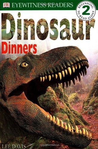 9780789442529: DK Readers: Dinosaur Dinners (Level 2: Beginning to Read Alone)
