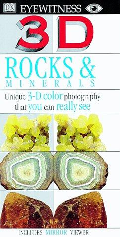 9780789442802: 3D Eyewitness: Rocks & Minerals