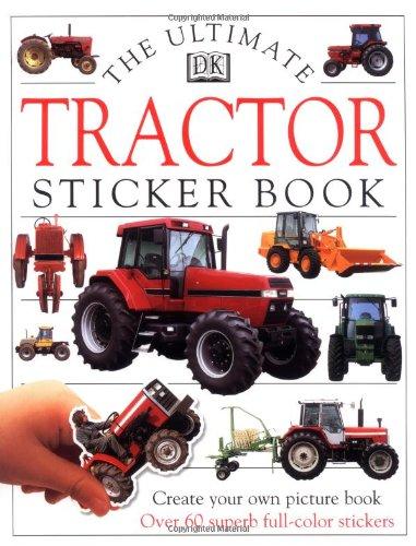9780789442826: Ultimate Sticker Book: Tractor (Ultimate Sticker Books)