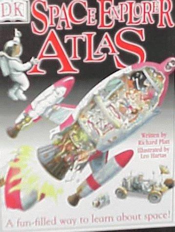 9780789442840: Space Explorer Atlas