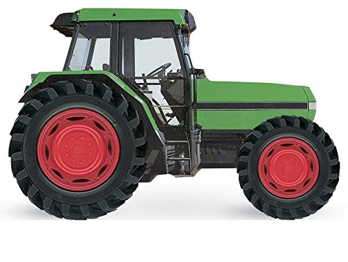 9780789443076: Wheelie Board Books: Tractor