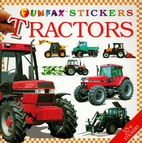 9780789443212: Funfax Stickers: Tractors