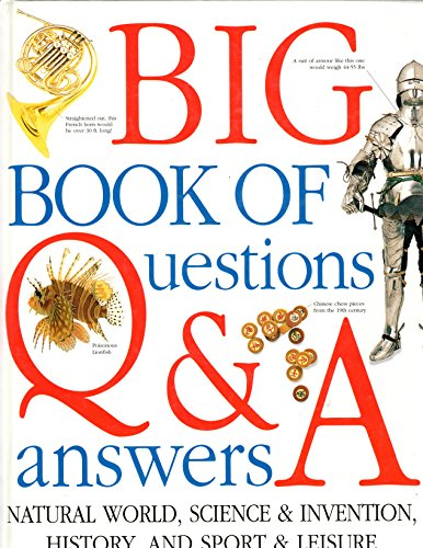 The Big Book of Questions & Answers: Kramer, Ann, Rowland-Entwistle,
