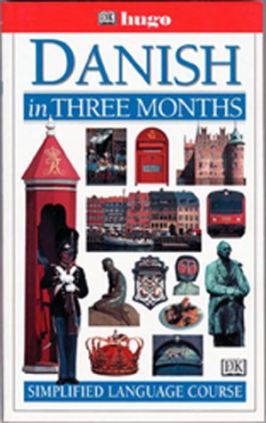 9780789444257: Hugo Language Course: Danish In Three Months