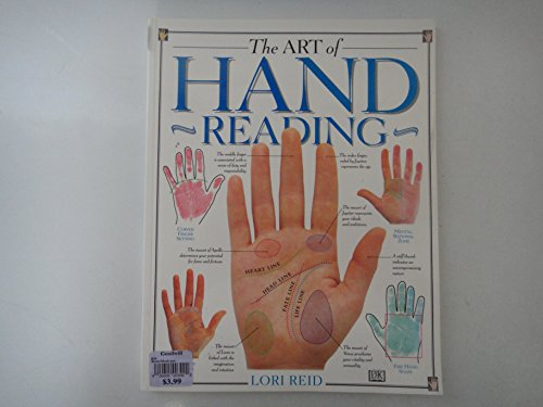 The Art of Hand Reading: Reid, Lori
