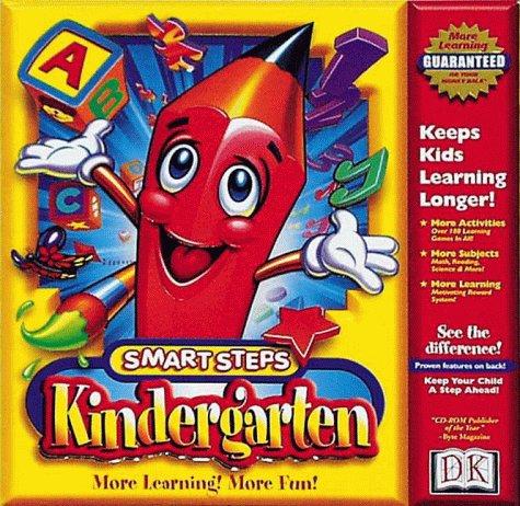 9780789445353: Smart Steps CD-ROM: Kindergarten (mac/win)