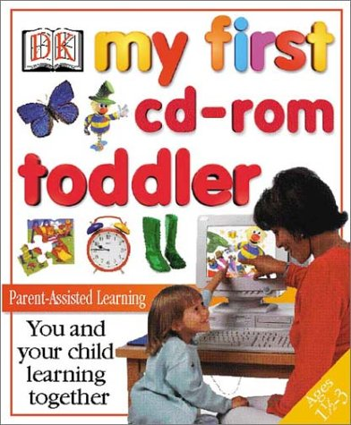 9780789445421: My First CD-Rom: Toddler