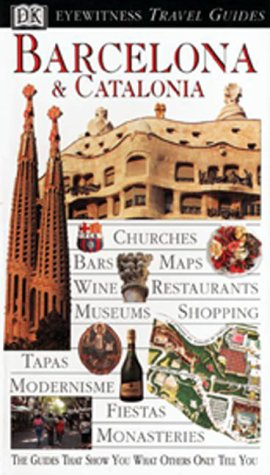 9780789446206: Barcelona & Catalonia (Eyewitness Travel Guides)