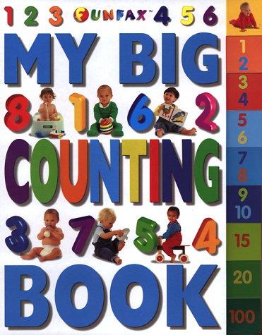 9780789446824: My Big Counting Book (Big Tab Board Books)