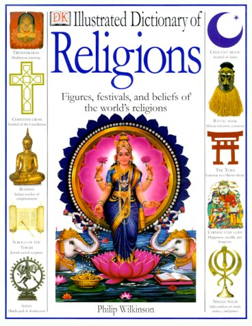 9780789447111: Illustrated Dictionary of Religions