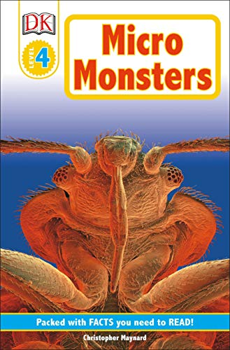 9780789447562: Micro Monsters: Life Under the Microscope (Dk Readers. Level 4)