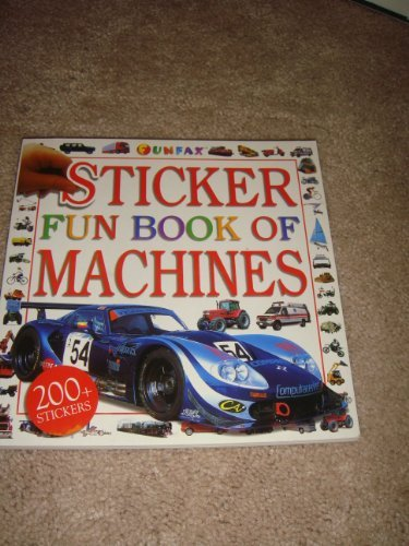 9780789447821: Fun Book of Machines