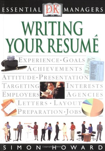9780789448606: Essential Managers: Writing Your Resume
