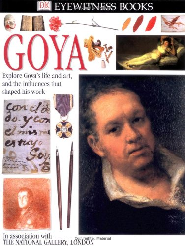 9780789448774: Goya (Eyewitness Books)