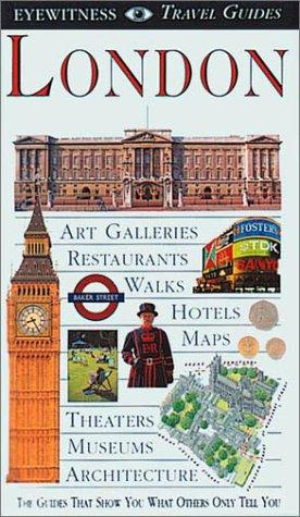 9780789448903: London (Doerling Kindersley Travel Guides)