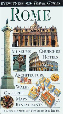 9780789448910: Eyewitness Travel Guide to Rome (Revised)