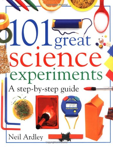 9780789449214: 101 Great Science Experiments