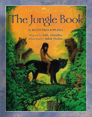 The Jungle Book: Kipling, Rudyard, Illustrated