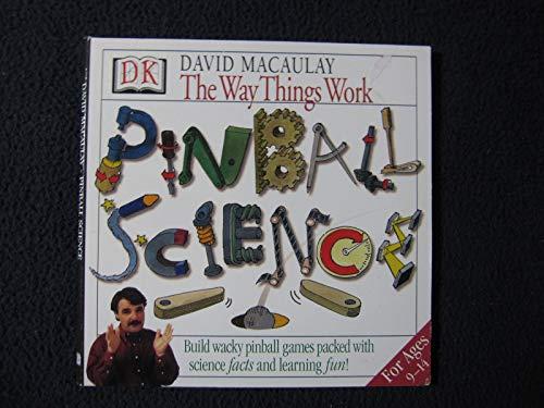 9780789450364: The Way Things Work: Pinball Science Wallet (mac/wn),