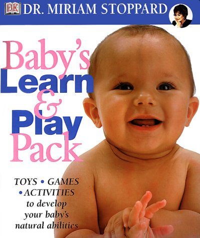 Baby's Learn & Play Pack: Stoppard, Miriam