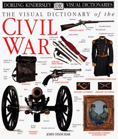 9780789451668: Visual Dictionary of the Civil War