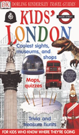 9780789452498: Kids' London (Dorling Kindersley Travel Guides)