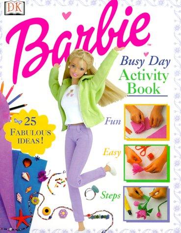 9780789453334: Barbie Fun-to-Make Activity Book