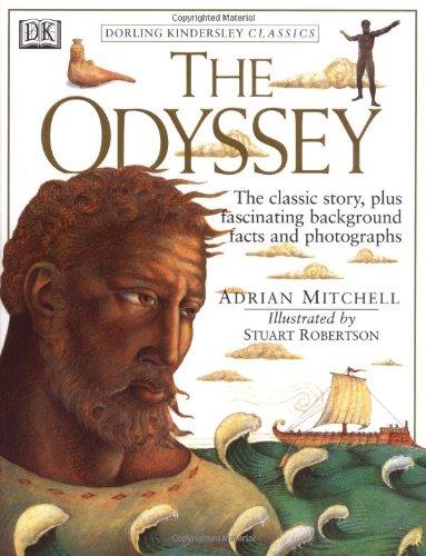 DK Classics: The Odyssey (DK Classics): Homer