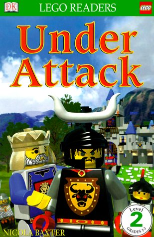 9780789454607: Castle Under Attack (DK Lego Readers, Level 2)