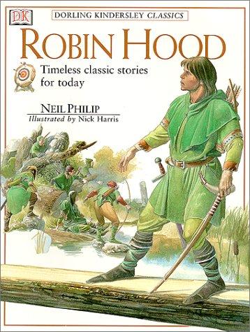 DK Read & Listen: Robin Hood: Neil Philip