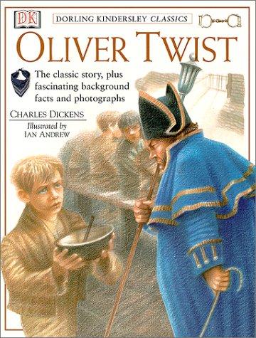 9780789454638: Oliver Twist (Dorling Kindersley Classics; Book & Cassette)