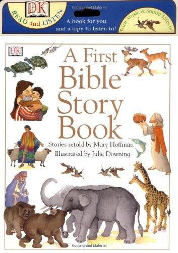 9780789454645: DK Read & Listen: First Bible Story Book (DK Read & Listen)