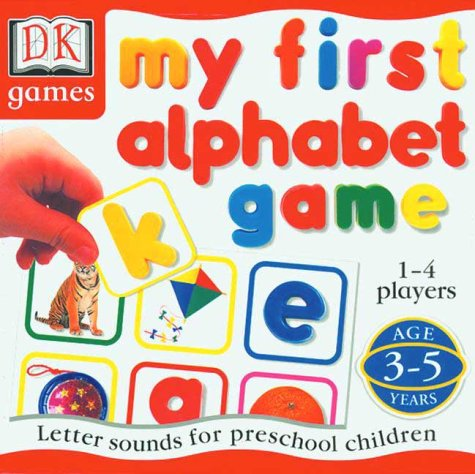 DK Games: My First Alphabet Game: DK Publishing