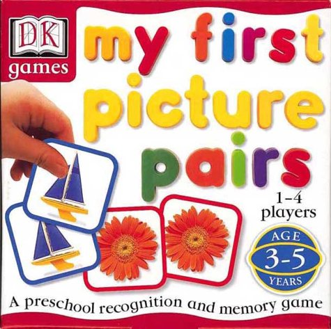 9780789454706: DK Games: My First Picture Pairs