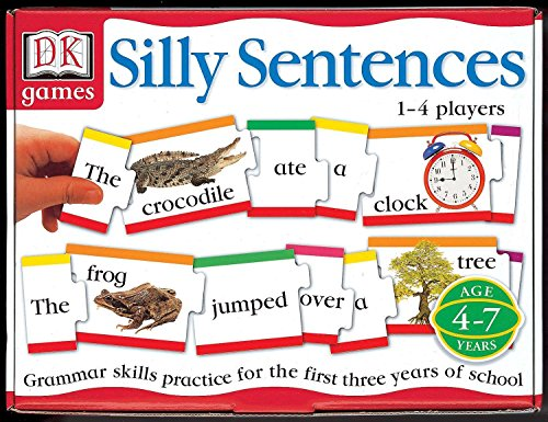 9780789454720: Silly Sentences: Grammar Skills Practice for the First Three Years of School (DK Games)