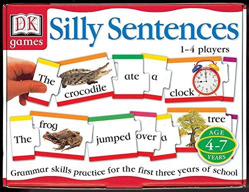 9780789454720: DK Games: Silly Sentences
