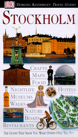 9780789455246: Eyewitness Travel Guide to Stockholm