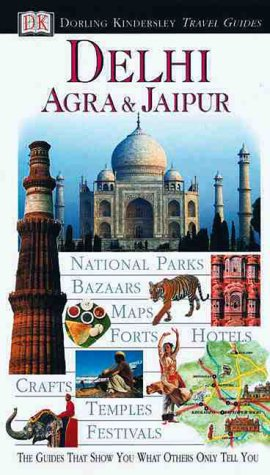 9780789455437: Eyewitness Travel Guide to Delhi, Agra and Jaipur