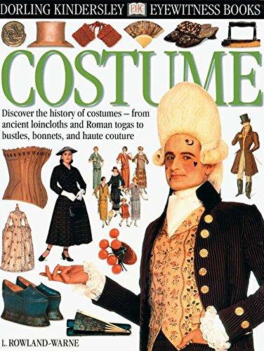 9780789455864: Costume (Dk Eyewitness Books)