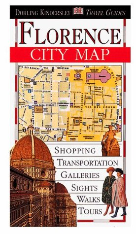 9780789456380: Eyewitness Travel City Map to Florence