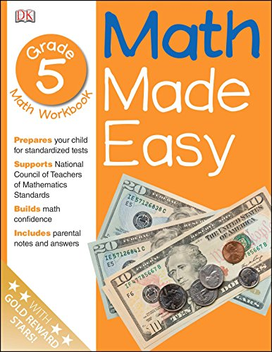 9780789457417: Math Made Easy: Fifth Grade