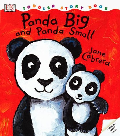 9780789457479: Panda Big and Panda Small (Dk Toddlers)