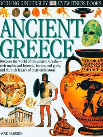 9780789457509: Ancient Greece (DK Eyewitness Books)