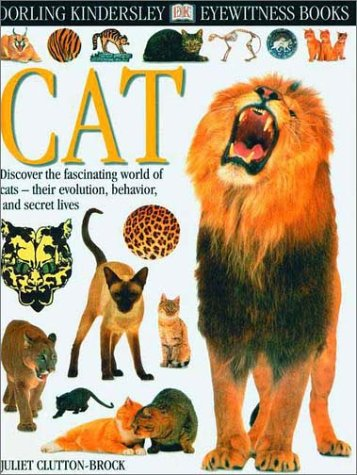 9780789457523: Dk Eyewitness Cat